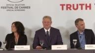 El exvicepresidente de Estados Unidos y ambientalista Al Gore regreso el lunes a Cannes con una nueva película Una secuela incomoda verdad al poder...