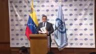 El fiscal de Venezuela Tarek William Saab dijo el miercoles que las pruebas de corrupcion contra el presidente Nicolas Maduro denunciadas por su...