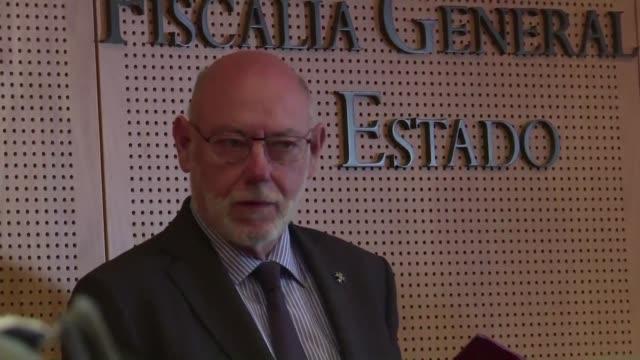 El fiscal general del Estado espanol Jose Manuel Maza murio el sabado en Buenos Aires donde participaba de una asamblea de ministerios publicos...