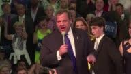 El gobernador de Nueva Jersey Chris Christie hizo publica este martes su candidatura en las primarias republicanas para elegir al presidente del...