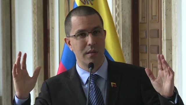 El gobierno venezolano protesto el martes ante los embajadores de la Unión Europea a raiz de las sanciones que el bloque aprobo el lunes contra el...