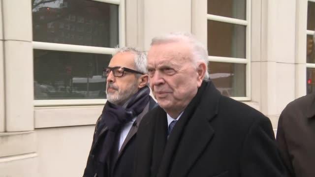 El juicio del megaescandalo en FIFA tuvo el lunes un dia clave con el cruce de argumentos entre la fiscalia y los acusados el brasileno Jose Maria...