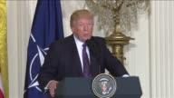 El presidente de Estados Unidos Donald Trump dijo este miercoles que llego el momento de poner fin a la brutal guerra civil en Siria y permitir que...