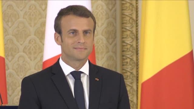 El presidente frances Emmanuel Macron declaro el jueves en Rumania que si no se modifica la directiva europea sobre los trabajadores desplazados que...