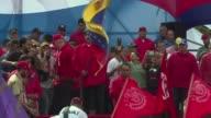 El presidente venezolano Nicolas Maduro dijo go home a su contraparte estadounidense Donald Trump y aseguro que la Constituyente va despues que...