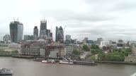 El rascacielos The Gherkin uno de los edificios emblematicos del distrito financiero de Londres esta en venta por unos 1100 millones de dolares