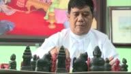 El sittuyin la antigua version birmana del ajedrez espera vivir una segunda juventud gracias al impulso de sus aficionados y a las nuevas tecnologias