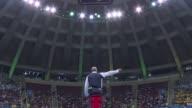 El test de voleibol de los Juegos Olimpicos de Rio de Janeiro 2016 comenzo el miercoles agradando a organizadores y aficionados a pesar de la derrota...