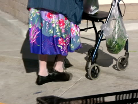 Elderly Issues: Health, Legs