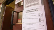 Elections were held in 41 police areas outside London and across England and Wales with most of the results expected to be in by this evening Emma...