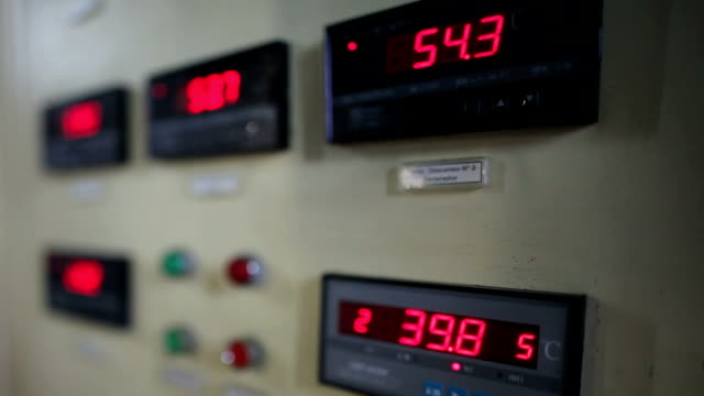 Electric Control Panel, Selective focus