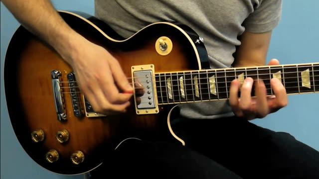 Electric Guitar Practise