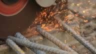 Electric saws to cut steel