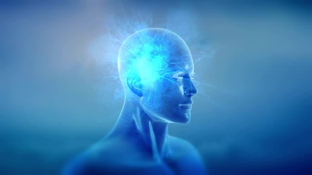 Elektromagnetisch Gehirn