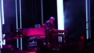 Electronic music pioneer JeanMichel Jarre braved heavy winds that led to a late start for his concert at the Dead Sea aimed at drawing attention to...