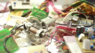 Electronics waste