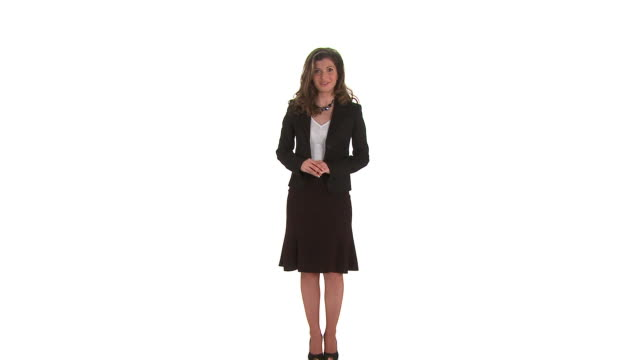 HD: Elegante Geschäftsfrau