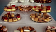 Elegant Spread of Chocolate and other Desserts