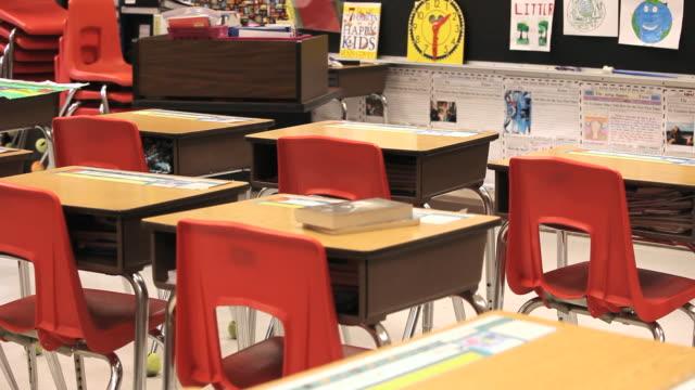 MS TU Elementary school classroom / Richmond, Virginia, United States