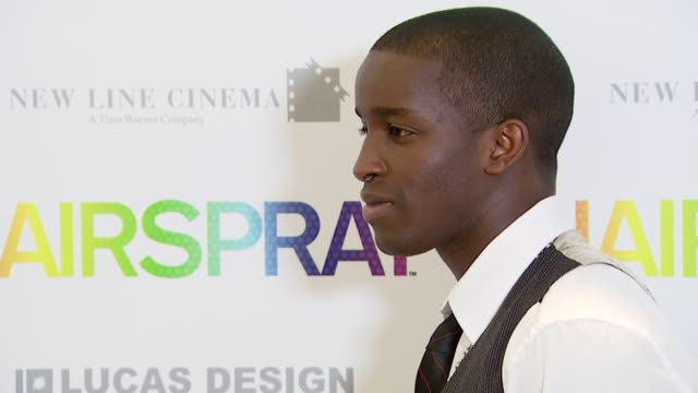 Elijah Kelley at the 'Hairspray' Jewelry Collection Launch at Kitson in Los Angeles California on July 15 2007