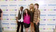 Elijah Kelley Nikki Blonsky Amanda Bynes and Zac Efron at the 'Hairspray' Jewelry Collection Launch at Kitson in Los Angeles California on July 15...