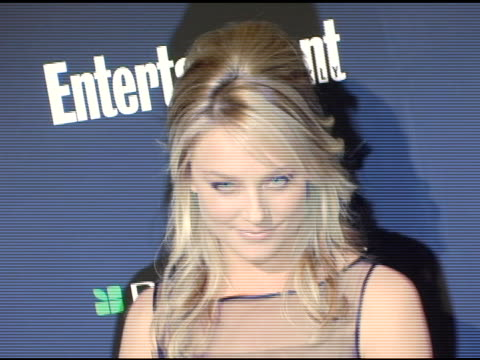 Elisabeth Rohm at the Entertainment Weekly's Viewing Party for 2006 Academy Awards at Elaine's in New York New York on March 5 2006