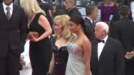 Elizabeth Banks and Aishwarya Rai Bachchan at the Cannes Film Festival 2009 Spring Fever Steps at Cannes