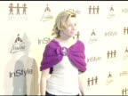 Elizabeth Banks at the Launch Party Benefitting Hollygrove Hosted By InStyle and America Online at Mortons in West Hollywood California on November...