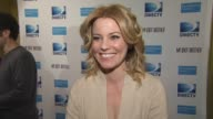 Elizabeth Banks on the festival experience and audience reactions at the DIRECTV hosts the premiere dinner for the cast of MY IDIOT BROTHER starring...