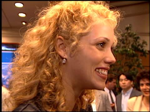 Elizabeth Berkeley at the 'Batman Foreve'r Premiere on June 9 1995