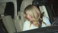 Elizabeth Daily departs Chateau Marmont in West Hollywood 07/25/12