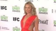 Elizabeth Rohm at 2014 Film Independent Spirit Awards Arrivals on March 01 2014 in Santa Monica California