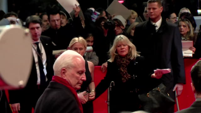 Ellar Coltrane on the Red Carpet of Boyhood at Berlinale 2014