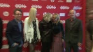 Elle Fanning Flea Glenn Close Amy Albany and Jeff Preiss at 'Low Down' World Premiere 2014 Sundance Film Festival at Eccles Center Theatre on in Park...