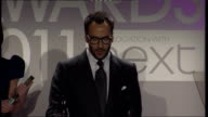 ceremony Tom Ford along to podium and acceptance speech SOT Fashion is a very serious business / employs hundreds and thousands of people worldwide /...