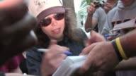 Ellen Page greets fans after LA Kings Win Stanley Cup at Staples Center in Los Angeles 06/11/12 Ellen Page greets fans after LA Kings Win Stanley on...
