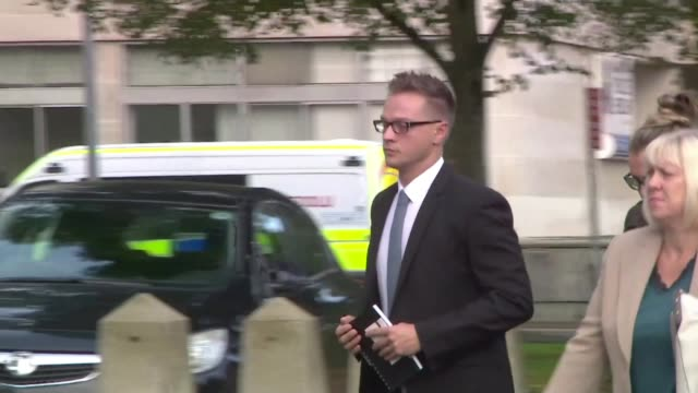 Adoptive father Matthew ScullyHicks found guilty of murder WALES Matthew ScullyHicks along Detective Chief Inspector Stuart Wales along to microphone...