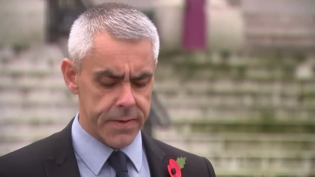 Adoptive father Matthew ScullyHicks found guilty of murder WALES Cardiff EXT Detective Chief Inspector Stuart Wales statement to press outside court...