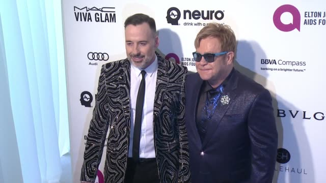 CLEAN Elton John AIDS Foundation Presents 24th Annual Academy Awards Viewing Party in Los Angeles CA