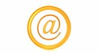 E-mail animation