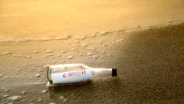 E-mail in a bottle