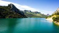 Embassament des Gorg Blau - reservoir Majorca
