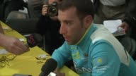 Embattled Tour de France champion Vincenzo Nibali has revealed an Achilles tendon injury curtailed his winter schedule but said he is ready to face...
