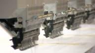 Embroidery machine (HD)