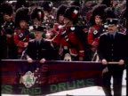 Emerald Society Funeral for Jim Corcoran on March 22 1995 in New York New York