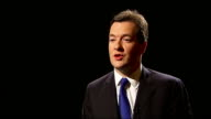 George Osborne interview George Osborne interview continued SOT You have to ask yourself this question if I stood up and said I'd stick with the...