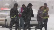 WGN Emergency Responders With Civilians on Scene After Colorado Springs Planned Parenthood Shooting on November 27 2015 in Colorado Springs Colorado