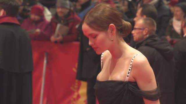'Django' Opening Film Red Carpet at Berlinale Palast on February 09 2017 in Berlin Germany