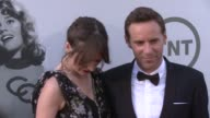Emily Mortimer and Alessandro Nivola at AFI's 42nd Life Achievement Award Honoring Jane Fonda at Dolby Theatre on June 05 2014 in Hollywood California