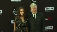 Emily Stofle David Lynch at 41st AFI Life Achievement Award Honoring Mel Brooks on 6/6/2013 in Hollywood CA